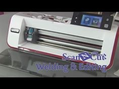 Want to learn more about your ScanNCut machine's Welding Feature? Watch crafting expert Julie Fei-Fan Balzer demonstrate how to use this feature in your proj...