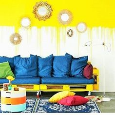 Make Amazing Furniture With Pallets