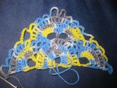 Návod na háčkovanú šatku - Klbkošopa - blog Bandana, Crochet Necklace, Blog, Jewelry, Fashion, Tricot, Bandanas, Moda, Jewlery
