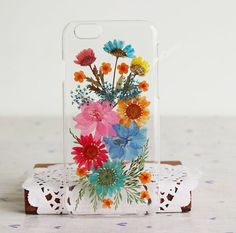 Hey, I found this really awesome Etsy listing at https://www.etsy.com/listing/212692651/pressed-flower-iphone-case-iphone-6-case