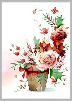 Victoria Nelson - Floral Xmas 1 Copy.