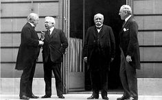Нічого не нагадує? США, Франція, Англія та Італія закликають УНР припинити воєнні дії та розпочати мирні переговори (1919)