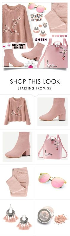 """""""Get Cozy: Chunky Knits"""" by samra-bv ❤ liked on Polyvore featuring WithChic and Deborah Lippmann"""
