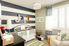 If you're looking for children's room design inspiration, you'll want to see these rooms from J & J Design Group—designers who have wowed us over and over.