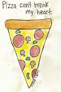 Pizza , quote