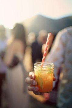 wedding cocktail ideas