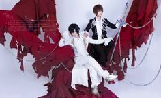 Lelouch and Suzaku (asakura - WorldCosplay) | Code Geass: Lelouch of the Rebellion #cosplay #anime