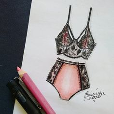 ◼ #draw #drawing #fashion #love #inlove #fashionillustration #minimalist #blackandwhite #illustration #lingerie #intimates #instagood #fashiondesign #designdemoda #moda #art #arte #croqui #handmade #lookdodia #lookoftheday #lace #vintaga #fashion4arts