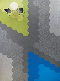 Linear Hexagon 5t055 Shaw Contract Group Commercial Carpet And Flooring
