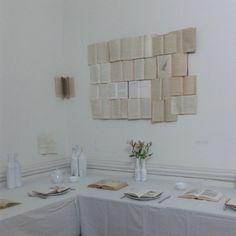 art installation #pepilot #books #aliceinwonderland