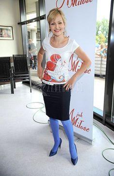Marieta Żukowska - Telenowele Shirt Dress, T Shirt, Skirts, Dresses, Fashion, Supreme T Shirt, Vestidos, Moda, Skirt