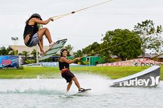 Camsur Watersports Complex (CWC) in Camarines Sur, Philippines