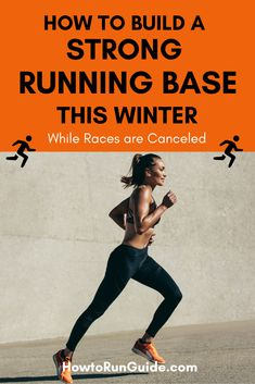 Races are canceled, so why not build a solid running base while you can? Prepare your body for future races by doing these important things now! Is your body race-ready? Do you have the endurance and strength that it takes to complete your next race? Find out if you need to work on your running base! Learn To Run, How To Start Running, Running Tips, Running Training, How To Run Faster, Fit Board Workouts, Easy Workouts, Running Injuries, Workout Routines For Beginners