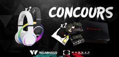 Concours Wearhaus x GUNNAR