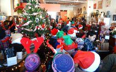 Happy Holidays from Kurn Hattin!