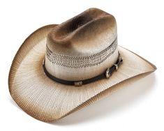 Compra en nuestra tienda online este sombrero cowboy unisex vintage con un doble trenzado de paja en color arena y marrón, con la copa calada. Cattleman style distressed straw open crown cowboy hat Sombrero Cowboy, Lei, Cowboys, Panama Hat, Ranger, Cowboy Hats, Footwear, Unisex, Boots