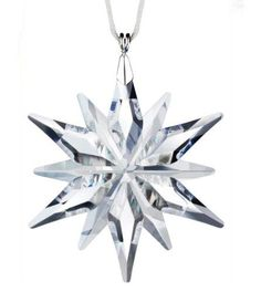 Swarovski Weihnachtsstern pendant