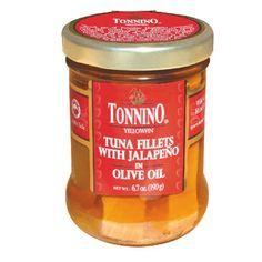 Tuna Fillets in Olive Oil with Jalapeno @ https://houseofcaviarandfinefoods.com/seafoods/tuna-fillets-anchovies/tuna-fillets-in-olive-oil-with-jalapeno-detail #caviar #blackcaviar #finefoods #gourmetfoods #gourmetbasket #foiegras #truffle #italiantruffle #frenchtruffle #blacktruffle #whitetruffle #albatruffle #gourmetpage #smokedsalmon #mushroom #frozenporcini #curedmeets #belugacaviar #ossetracaviar #sevrugacaviar #kalugacaviar #freshcaviar #finecaviar #bestcaviar #wildcaviar #farmcaviar