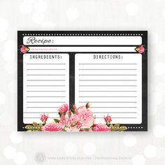 Ideas simple bridal shower invitations diy recipe cards for 2019 Simple Bridal Shower, Chic Bridal Showers, Disney Bridal Showers, Bridal Shower Rustic, Bridal Shower Prizes, Bridal Shower Cards, Bridal Shower Invitations, Personalized Bridal Shower Gifts, Shabby Chic Cards