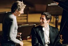 Polanski And Adrien Brody / The Pianist