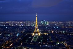 Montparnasse Tower view things to do in Paris