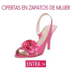 #ofertas y #descuentos en Zapatos de mujer