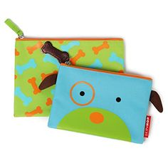 Skip Hop Zoo Little Kid Cases Darby Dog >>> ON SALE Check it Out