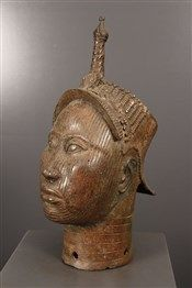 Tête Oni Ifé - Art africain