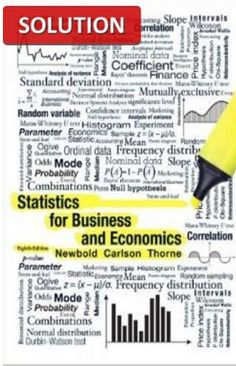 Test bank for leadership roles and management functions in nursing statistics for business and economics 8th edition solution fandeluxe Gallery