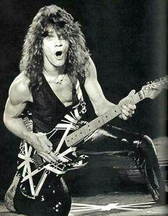 Eddie Van Halen.........................