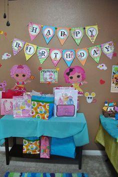 Jadelyn's Lalaloopsy Party   CatchMyParty.com