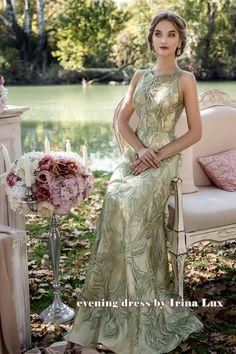 Вечернее платье  Лурдес №7831