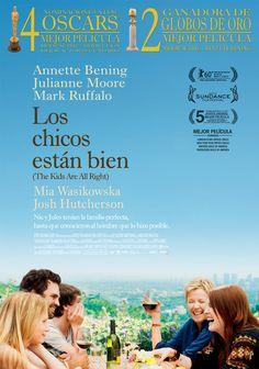 Los Chicos están bien [Vídeo-DVD] / dirigida por Lisa Cholodenko. Savor , 2011