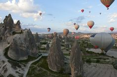 3-Day Cappadocia and Ephesus Tour from Istanbul with Flights Maximize your sightseeing time in Cappadocia and Ephesus by flying between regions on a 3-day tour! After a flight from Istanbul to Kayseri, discover Cappadocia's highlights on two sightseeing tours and visit UNESCO-listed Göreme Open-Air Museum, Rose Valley, Kaymakli Underground City and more. Then, fly to Izmir to explore the archeological finds at Ephesus and finish the 3-day experience. 4-star accommodation in...