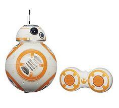 Sphero BB-8 App-Enabled Droid | WebNuggetz.com #Sphero #bb-8 #SpheroBB-8 #starwars #regalos #2015 #trends #original #regalos #originales #geek http://miguelo.com/