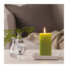 АНСОКА Формовая свеча, ароматическая  - IKEA