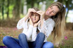 Ensaio Mãe e Filha   Samantha e Manuela {Foto: Louise Esperança}
