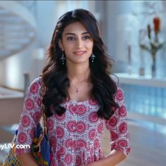 Indian Celebrities, Bollywood Celebrities, Bollywood Fashion, Prettiest Actresses, Beautiful Actresses, Indian Bridal Photos, Erica Fernandes, Frock Dress, Indian Tv Actress