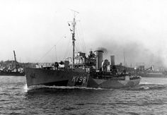 HMCS Spikenard (K 198) (Canadian Corvette) - Ships hit by German U-boats during WWII - uboat.net