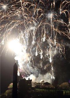 Edinburgh New year celebrations