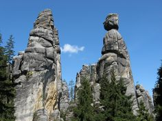 Off the Beaten Path in the Czech Republic and Slovakia: A Travel Guide: Natural Wonders # 2 - Adršpach-Teplice Rock Towns,. Central And Eastern Europe, Europe Travel Guide, More Pictures, Natural Wonders, Oh The Places You'll Go, Czech Republic, Tourism, Beautiful Places, Around The Worlds