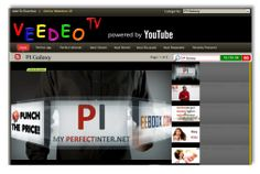 VEEDEO TV - Powerde by YouTube Kommentieren ohne Anmeldung! http://veedeo.perfectinter.net/