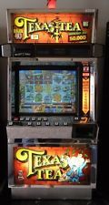 IGT I-GAME COINLESS 9 LINE VIDEO SLOT MACHINE TEXAS TEA TOUCH SCREEN