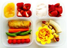 Striped Lunchbox Theme