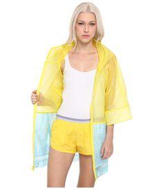 adidas by Stella McCartney Swim Vinyl Jacket F77264 Flash/Fresh Aqua - Zappos.com Free Shipping BOTH Ways