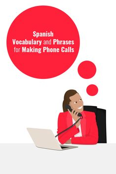 Looking for Spanish vocabulary related to making calls? See some phone-related words and phrases in Spanish here in this article. Spanish Phrases, Spanish Vocabulary, Spanish Words, Spanish Language, Learn To Speak Spanish, Learn Spanish Online, Spanish Numbers, Spanish Conversation, Mexico Travel