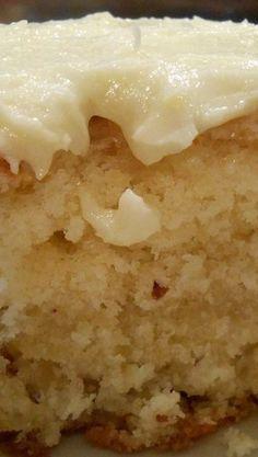 Williamsburg Orange Cake with Williamsburg Orange Butter Frosting