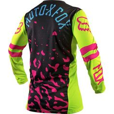 Dirt Bike Fox Racing 2016 Women's Switch Jersey | MotoSport