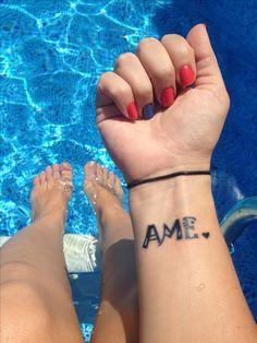 Minha tattoo!