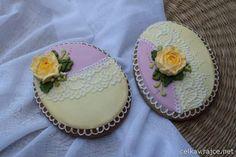 Perníky - Velikonoce III – celkav – album na Rajčeti Easter Cookies, Cookie Decorating, Easter Eggs, Sugar, Desserts, Food, Tailgate Desserts, Deserts, Essen